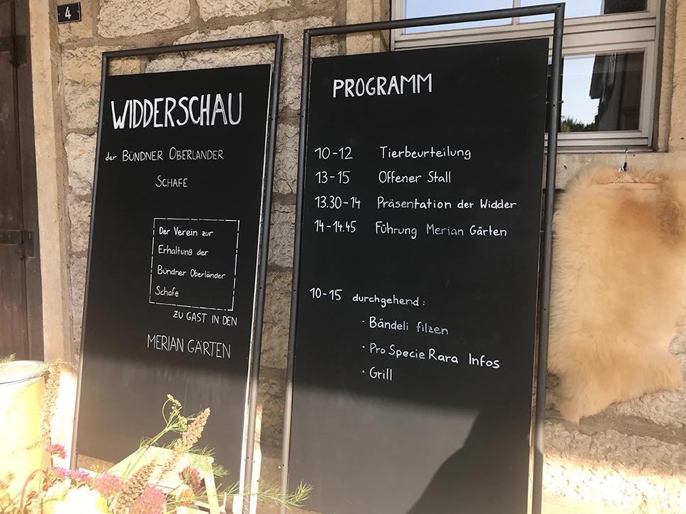 Widderschau 2018