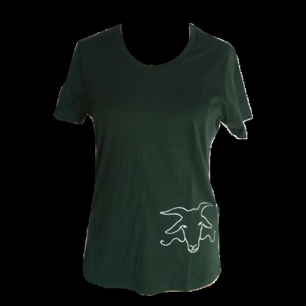 TShirt Frauen grün